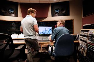 audio-studio-control-room